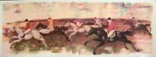 Carlo Roselli serigrafia materica cm. 101x36