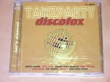 BOITIER 2 CD / TRANZPARTY DISCOFOX / NEUF SOUS CELLO