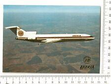 CARTOLINA AEREO BOEING 727 / 256 IBERIA F9892