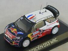 NOREV 155356 - Citroen DS3 WRC World Champion Rallye de France 2012 Loeb 1/43
