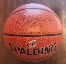 KEVIN DURANT Autograph Spalding Basketball Signed JSA Certified Auto FINALS MVP