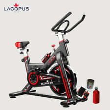 Workout Machine Home Gym Exercise Fitness Bike Trainer Stationary Fitness Black