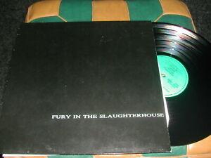 FURY IN THE SLAUGHTERHOUSE  - SAME / VINYL