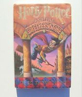 1998 Harry Potter And The Sorcerer's Stone, JK Rowling First American Edition