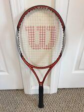 Wilson Prototype Lexis Tennis Racket LEXIS Grip 4 1/4 Mint Condition L2 Rare
