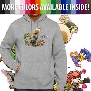 The Legend of Zelda Tri Force Heroes Stalchampion Pullover Hoodie Sweater Unisex