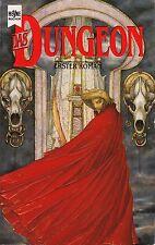 *r- Das DUNGEON - erster ROMAN- Der schwarze TURM - Richard A. LUPOFF  tb (1991)