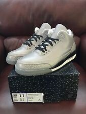 Nike Air Jordan Retro 5LAB3 Silver/3M Reflective New/DS Sz 11