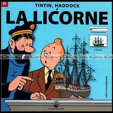 TINTIN, HADDOCK & LA LICORNE N°41 (Hergé) : DU MOUSQUET AU FUSIL, LE NAPOLEON