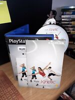 EyeToy: Kinetic Sony Playstation 2 PS2 3+ Health Fitness Game
