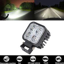 12W LED Flood Work Light Spot Beam Driving Lamp Reverse Car Truck Bar 4WD SUV