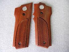 New S&W model 59, 459, 659 grip, 9 mm, straight butt Hard wood Thailand handmade