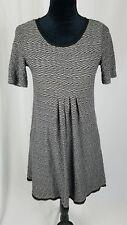 Anthropologie Maeve women XS dress short sleeve above knee textured