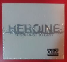 FROM FIRST TO LAST [Explicit] by HEROINE (CD, 2006-USA-Epitaph) BRAND NEW SEALED