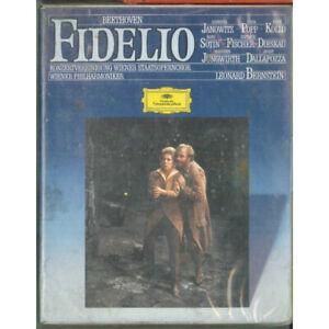 Beethoven 2X MC7 Fidelio / Polydor – 413 288-4 Sigillata