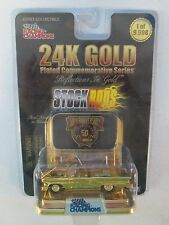Racing Champions 24K Gold Plated Commemorative Series Stock Rods 50th Anniversar