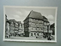 Ansichtskarte Mosbach Neckartal Palm`sches Haus 1952 Auto
