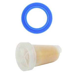 Anti Calc Filter & Head Seal For Sunbeam Espresso Machine EM6900 EM6900R EM6910