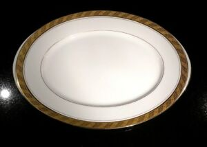 Beautiful Sango Imperial Deluxe Cleopatra Oval Platter