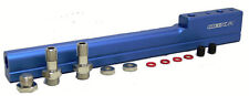 OBX Blue Fuel Rail Fit 94 95 96 97 98 99 00 01 Integra 1.8L B18 DB7 DB8 DC2 DC4
