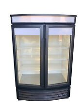 True Gdm-35-Sl-Rf 2-Door Merchandiser Cooler Refrigerator Free Shipping