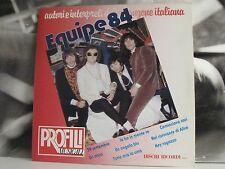 EQUIPE 84 - PROFILI MUSICALI LP COME NUOVO + INSERTO // COVER EX BEAT ITALIANO