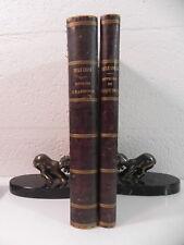 EMILE CHEVE METHODE D' HARMONIE 2/2 + METHODE DE MUSIQUE VOCALE 1846 reliés