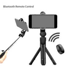 Built-In Remote Selfie Stick Tripod With Bluetooth For Tik Tok Live Broadcast