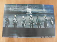 BTS BANGTAN BOYS 2015 Live On Stage In The Mood For Love [OFFICIAL] POSTER K-POP