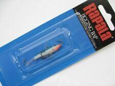 """Rapala W3-GBT 1-1/2"""" W3 Glow Blue Tiger Jigging Rap Size 03 Fishing Lure"""