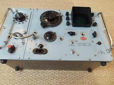 WOBULOSCOPE METRIX 232B LAMPE TUBE TSF RADIO OSCILLOSCOPE GENERATEUR WOBULATEUR