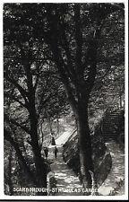 St Nicholas Gardens PPC Scarborough 1 PMK 1905, to Read, Harold Rd, Sunderland