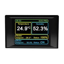 Microclimate EVO PRO Rettili Terrario Digitale Termostato e umidità Controller