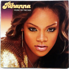 RIHANNA - MUSIC OF THE SUN (CD 2005 Def Jam USA) v No Case