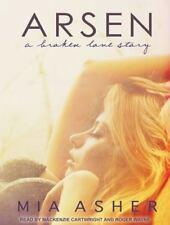 Arsen : A Broken Love Story by Mia Asher (2015, MP3 CD, Unabridged)