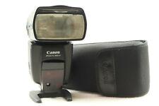Canon Speedlite 580EX II Blitzschuh Flash Ttl Flash Einheit -bb 751