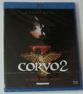IL CORVO 2 - blu ray  - nuovo e sigillato - Miramax