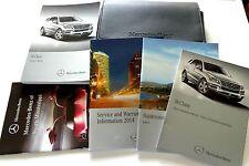 OEM 2014 Mercedes M Class Owners Manual/Owner's Digital Operator's Manual +Case