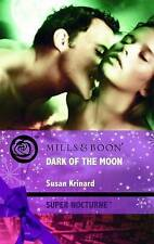"""VERY GOOD"" Krinard, Susan, Dark of the Moon (Super Nocturne), Book"