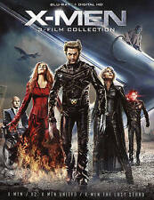 X-Men Trilogy Pack (Blu-ray + DIGITAL HD)- 3-Disc Set - NEW + FREE SHIPPING