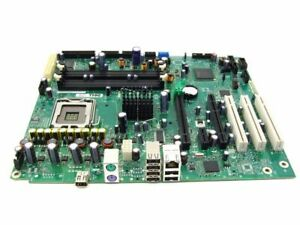 Dell XPS Gen 5 Motherboard System Board P/N GC068 Intel Socket/Socket 775