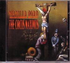 MANILLA ROAD-THE CIRCUS MAXIMUS CD US EPIC METAL Classic Mark the Shark Shelton