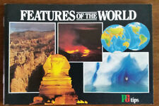 Booke Bond PG TIps Album FEATURES OF THE WORLD 1984 - EMPTY
