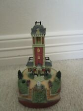 New listing Liberty Falls Collection Ah333 ~ Bell Tower ~ Works Fine ~ New Batteries No Box
