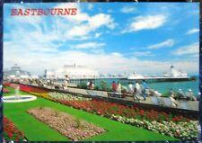 England Carpet Gardens and Pier Eastbourne - posted 1998