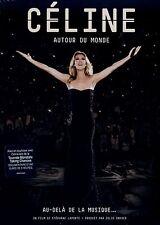 BRAND NEW DVD // CELINE // AUTOUT DU MONDE // CELINE DION