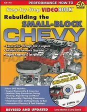 How To Rebuild Chevy V8 Motor Buch und DVD 283 305 307 327 350 400 Chevrolet