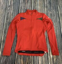 Castelli Women's Sinergia Jersey FZ Long Sleeve Size Medium New with Tags