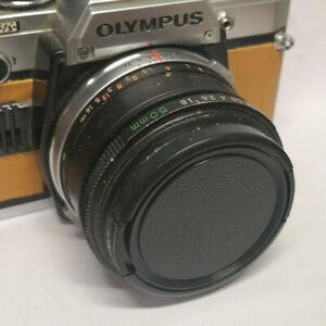 Olympus 50mm f1.8 - f1.4 - f1.2 Lens Cap - Protect Your Optics