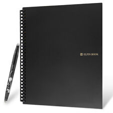 Elfinbook 2.0 blocco note riutilizzabile SMART appunti schizzi cancellabili